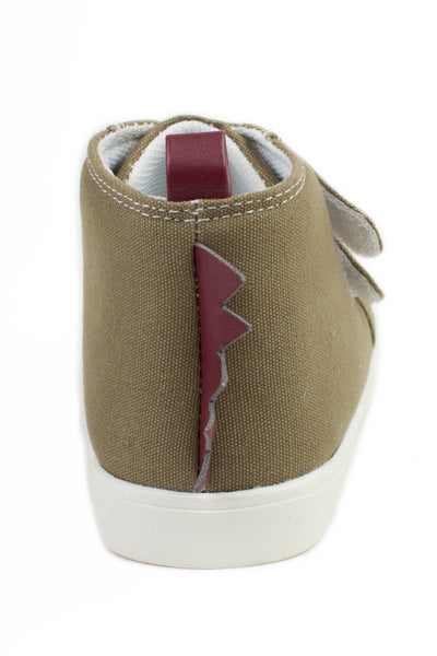 Shoes - Rex Tennis Shoe Olive