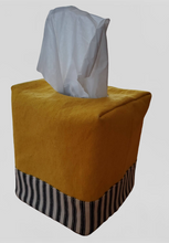 Load image into Gallery viewer, CUSTOM Tissue Box Cover - You choose the colors