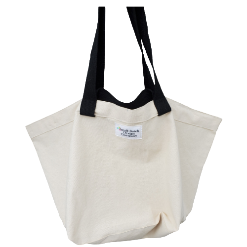 Vermont, grocery bag, cotton, recycleable