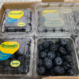 Driscoll Jumbo Blueberries x 3 box