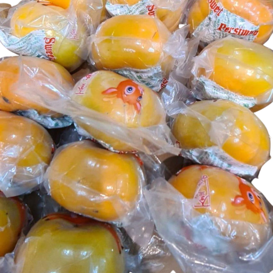 Fragrant Persimmons Large  x 5 Pc