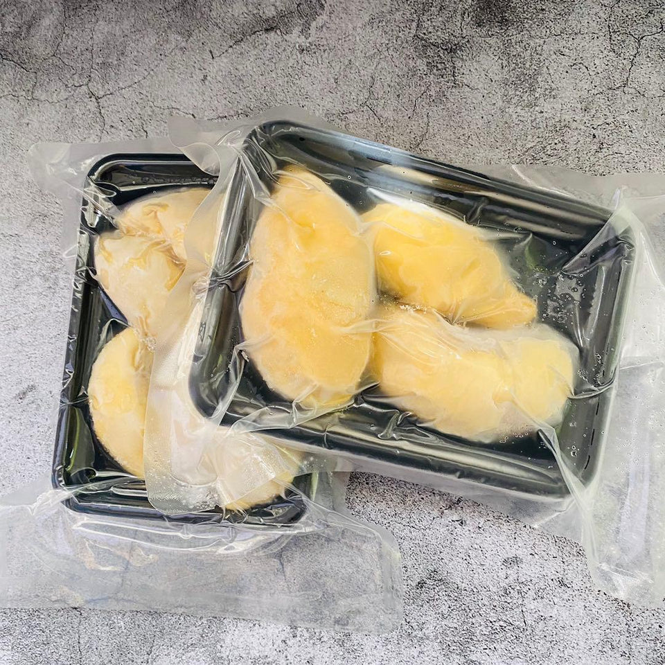 Frozen D24 Durian (400g + per box) x 3 box