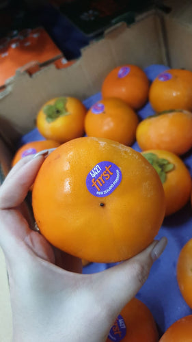 NZ Persimmons (Big) x 4
