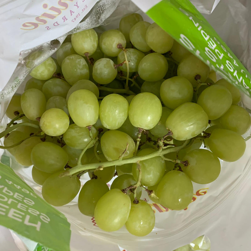 USA Sweet Crunchy Green Grapes x 1