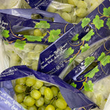 Autumn King Green Seedless Grape x 1 Pkt