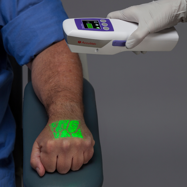 Accuvein Vein Viewer
