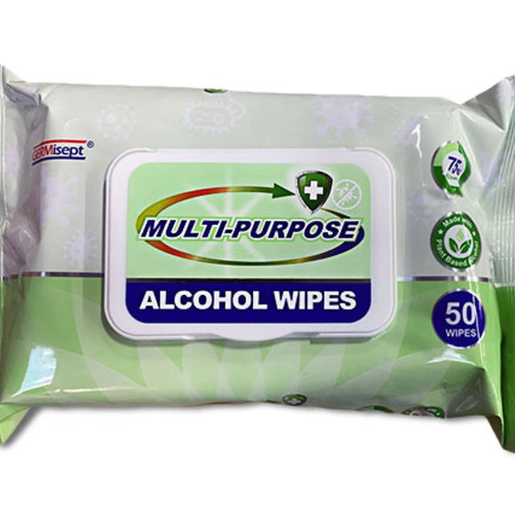 75% Alcohol Disinfecting Wipes