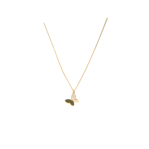 Forever Butterfly Necklace