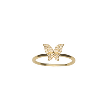 Load image into Gallery viewer, Forever Butterfly Ring
