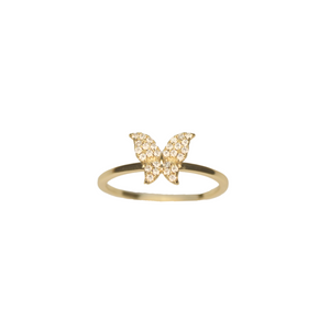 Forever Butterfly Ring