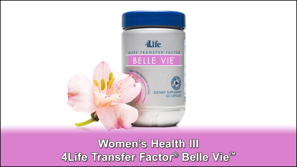 4Life Transfer Factor Belle Vie reviews