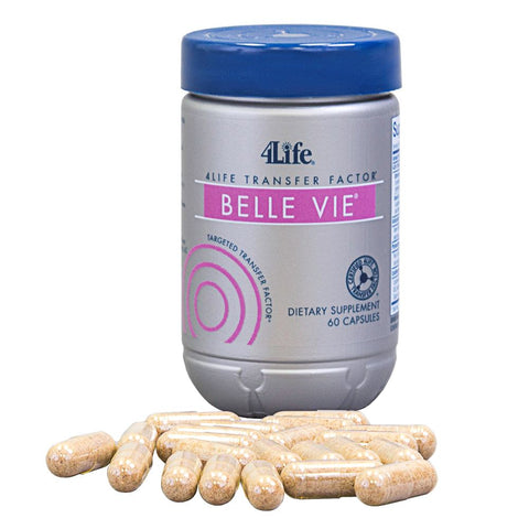 4Life Transfer Factor Belle Vie