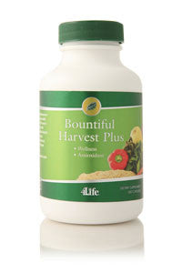 Bountiful Harvest Plus , natural supplements - 4Life, 4Life Transfer Factor - FAST, FREE Shipping !