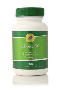 Choice 50 , natural supplements - 4life, 4Life Transfer Factor - FAST, FREE Shipping !