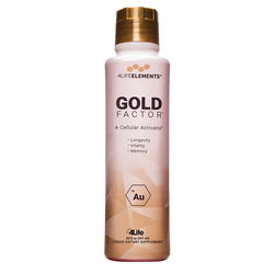 4Life Elements Gold Factor--NEW