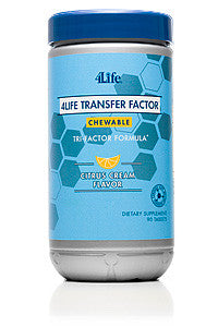 4Life Transfer Factor Chewable , natural supplements - 4Life, 4Life Transfer Factor - FAST, FREE Shipping !