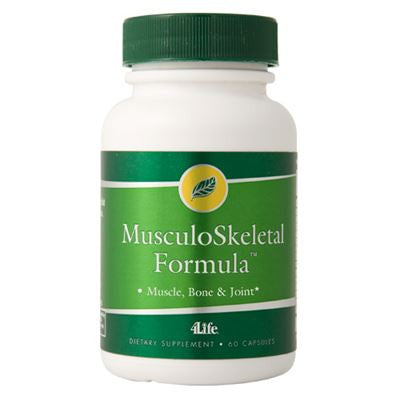 Musculoskeletal Formula , natural supplements - 4Life Transfer Factor Health, 4Life Transfer Factor - FAST, FREE Shipping !