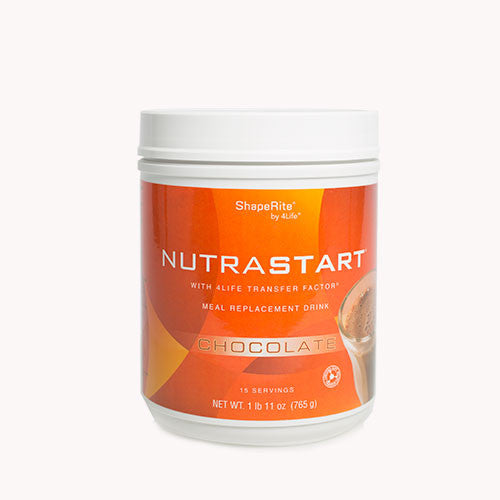 NutraStart chocolate , natural supplements - 4life, 4Life Transfer Factor - FAST, FREE Shipping !
