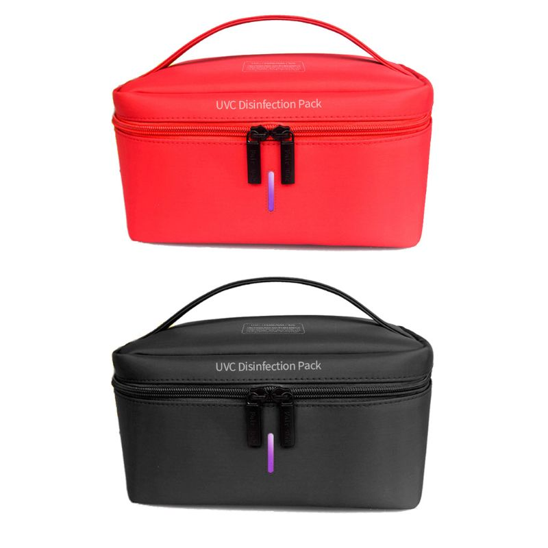 UV Sanitizing,Sterilizing,Disinfecting carry case Bag with USB charger - freecare.me