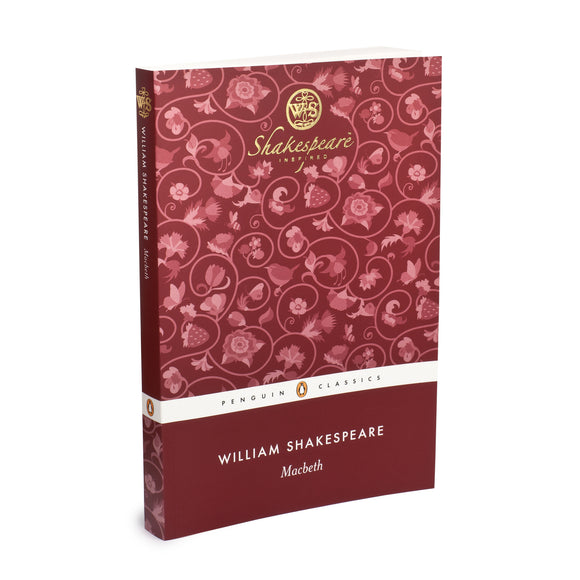 Penguin Classics Macbeth Shakespeare Inspired edition