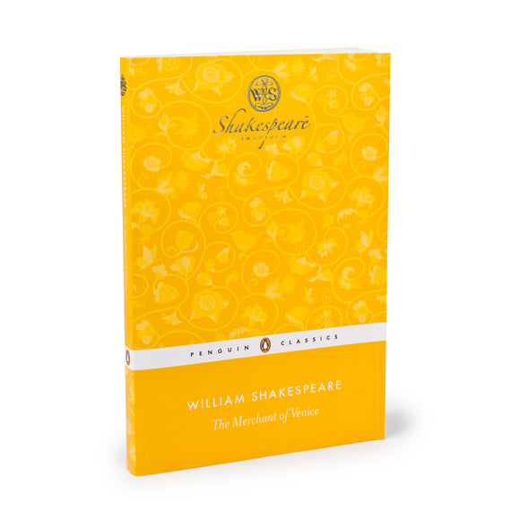 Penguin Classics The Merchant of Venice Shakespeare Inspired edition