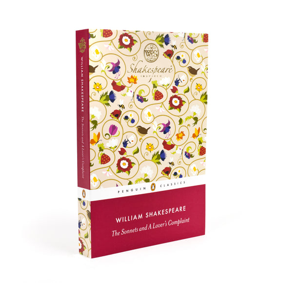 Penguin Classics The Sonnets and  A Lover's Complaint Shakespeare Inspired edition