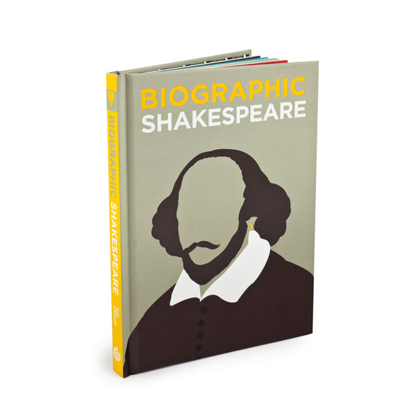 Biographic Shakespeare by Viv Croot