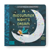 Little Master Shakespeare A Midsummer Night's Dream by Jennifer Adams & Alison Oliver