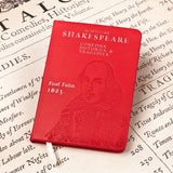 Shakespeare's First Folio Notebook