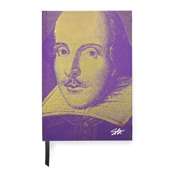 Steve Kaufman Shakespeare Notebook