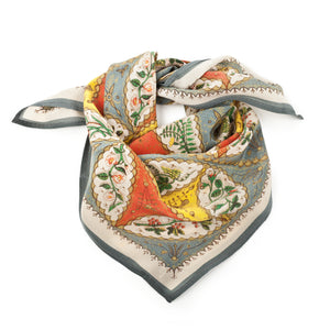Songs of Shakespeare Silk Scarf