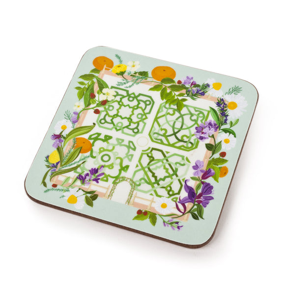 Shakespeare's Garden Coaster