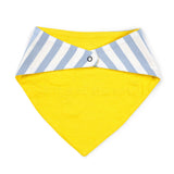 Crown Sky Blue Dribble Bib