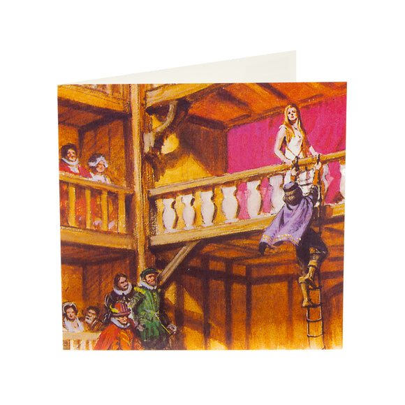 Greetings Card Romeo & Juliet