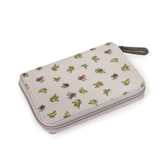 Ophelia's Flowers Wallet