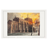 Guild Chapel Mounted Print
