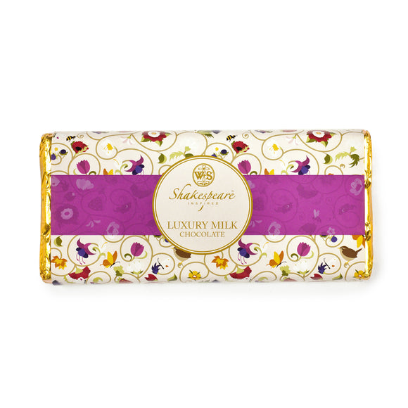 Nightcap Design Luxury Milk Chocolate