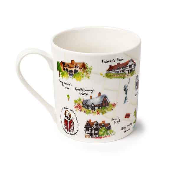 Shakespeare's Stratford-upon-Avon Mug