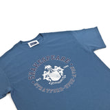 Shakespeare Coat of Arms Indigo T-Shirt
