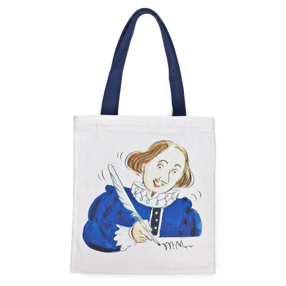 Will Shakespeare Book Bag