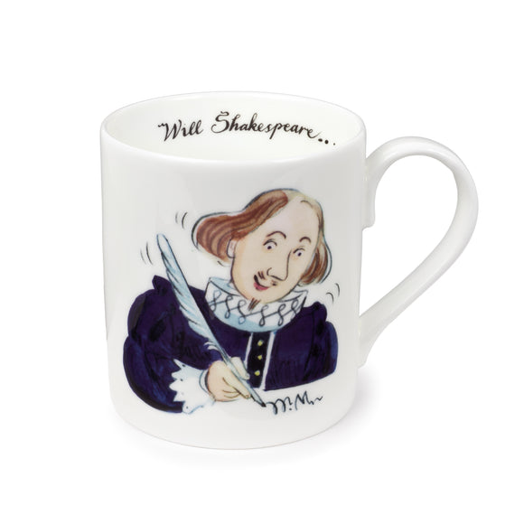 Will Shakespeare Mug