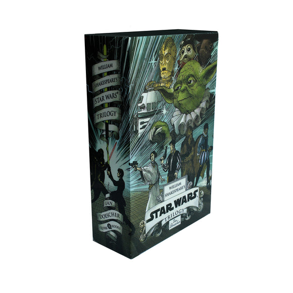 Shakespeare Star Wars Trilogy Box Set