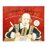 William Shakespeare Scenes from the Life of the World's Greatest Writer by Mick Manning and Brita Granström
