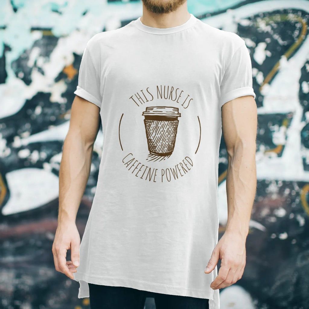 Coffee makes everything possible, Men's Tee Men's Gildan T- shirt(USA Size)(Model T02)