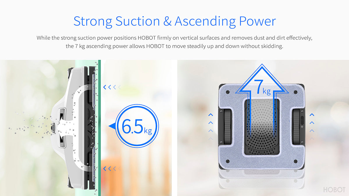 hobot strong suction