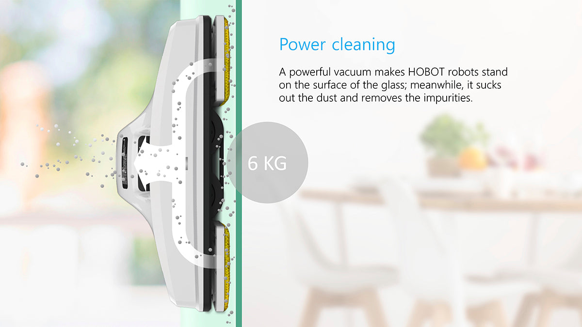hobot power cleaning