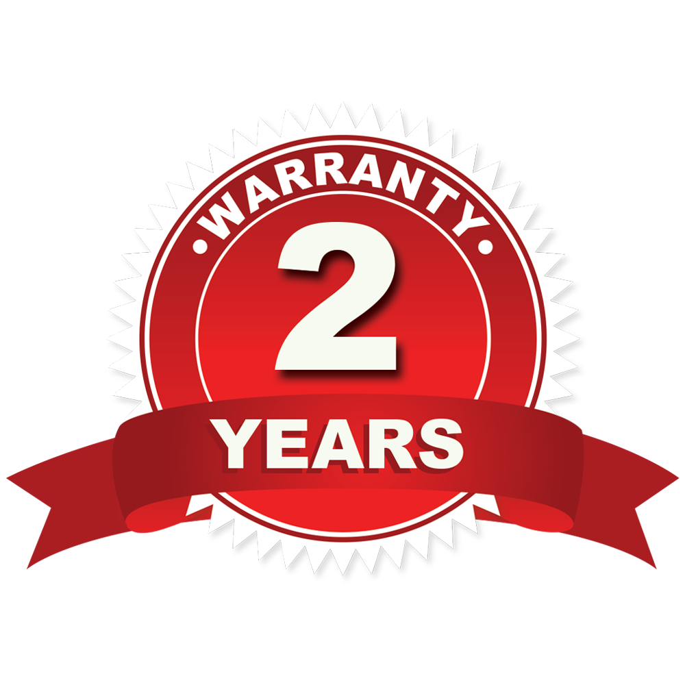 Two (2) Year Limited Warranty