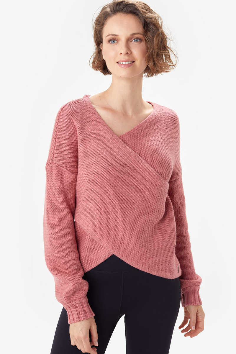 Lole Luna V Neck Sweater