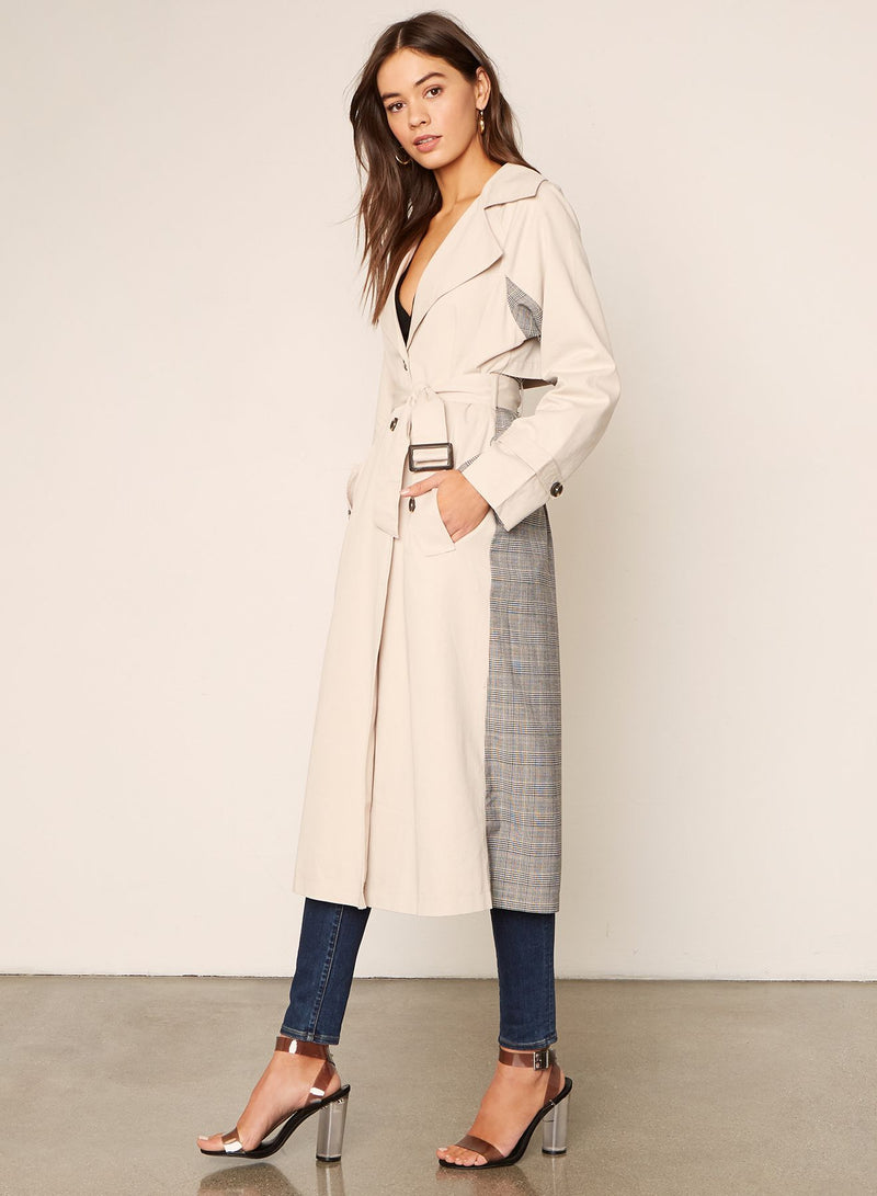 Cupcakes & Cashmere Mallory Coat