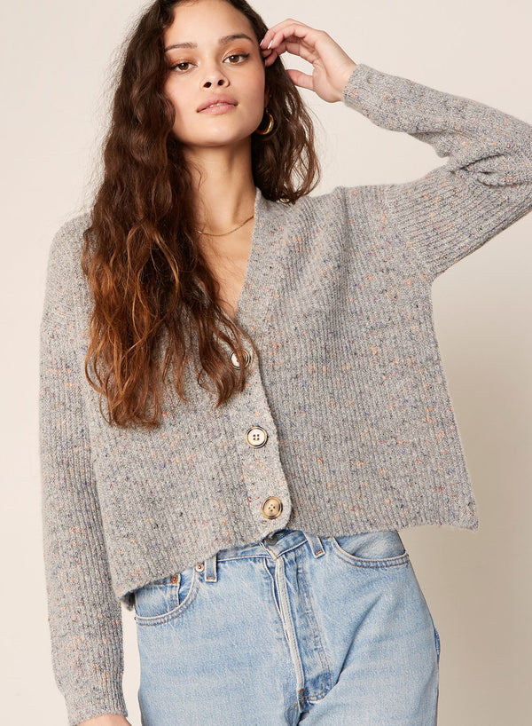BB Dakota Speckle Agent Sweater